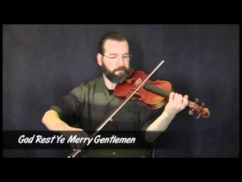Christmas Songs for Violin Volume #2