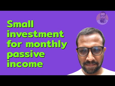 Small investment for monthly passive income - Etoro copy trading with proof