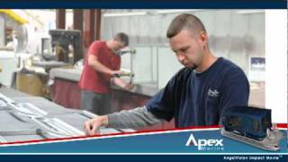 Apex Marine Compact Pontoon Boats