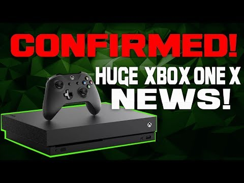 CONFIRMED! Xbox One X Owners Get Enormous News! Everybody Is Talking About This!!!