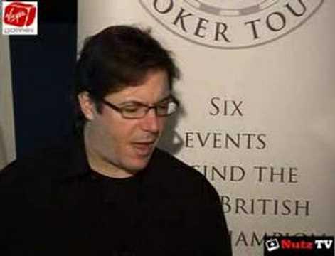 Jamie Gold Interview at  Bristol GBPT