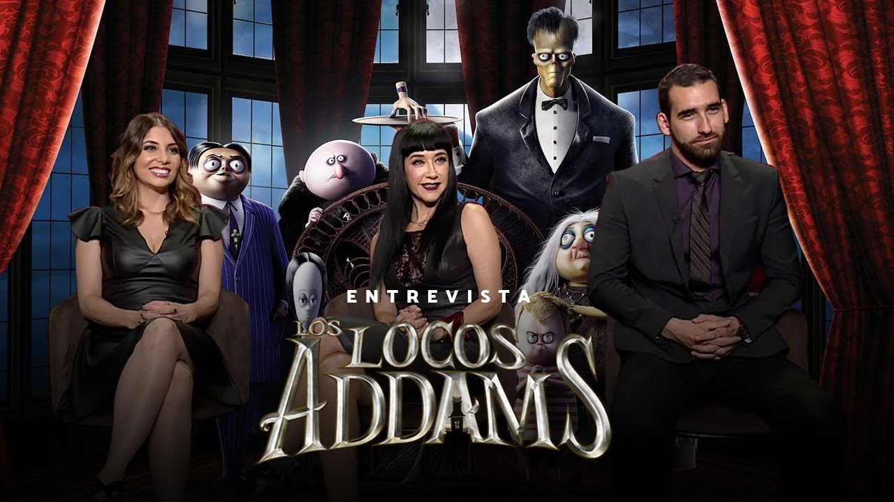 Entrevista Los Locos Addams 2019 Youtube