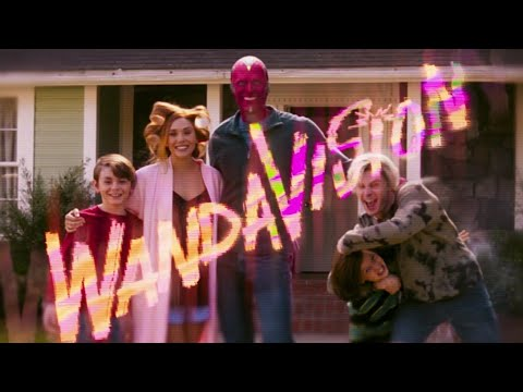 """Download WandaVision Episode 6 Opening   1x06 - """"All-New Halloween Spooktacular!"""""""