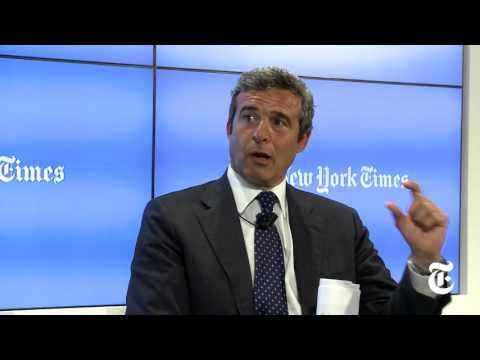 New York Times | International Luxury Conference | 2016 | Day 1 | Spotlight: Government and Industry