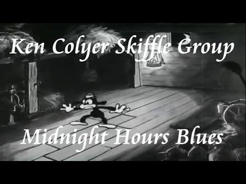 KEN COLYER SKIFFLE GROUP - MIDNIGHT HOURS BLUES