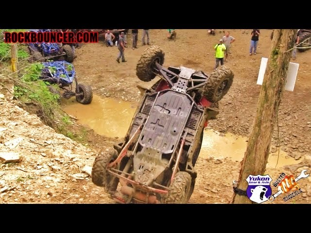 RZR ROCK BOUNCING CRASHES