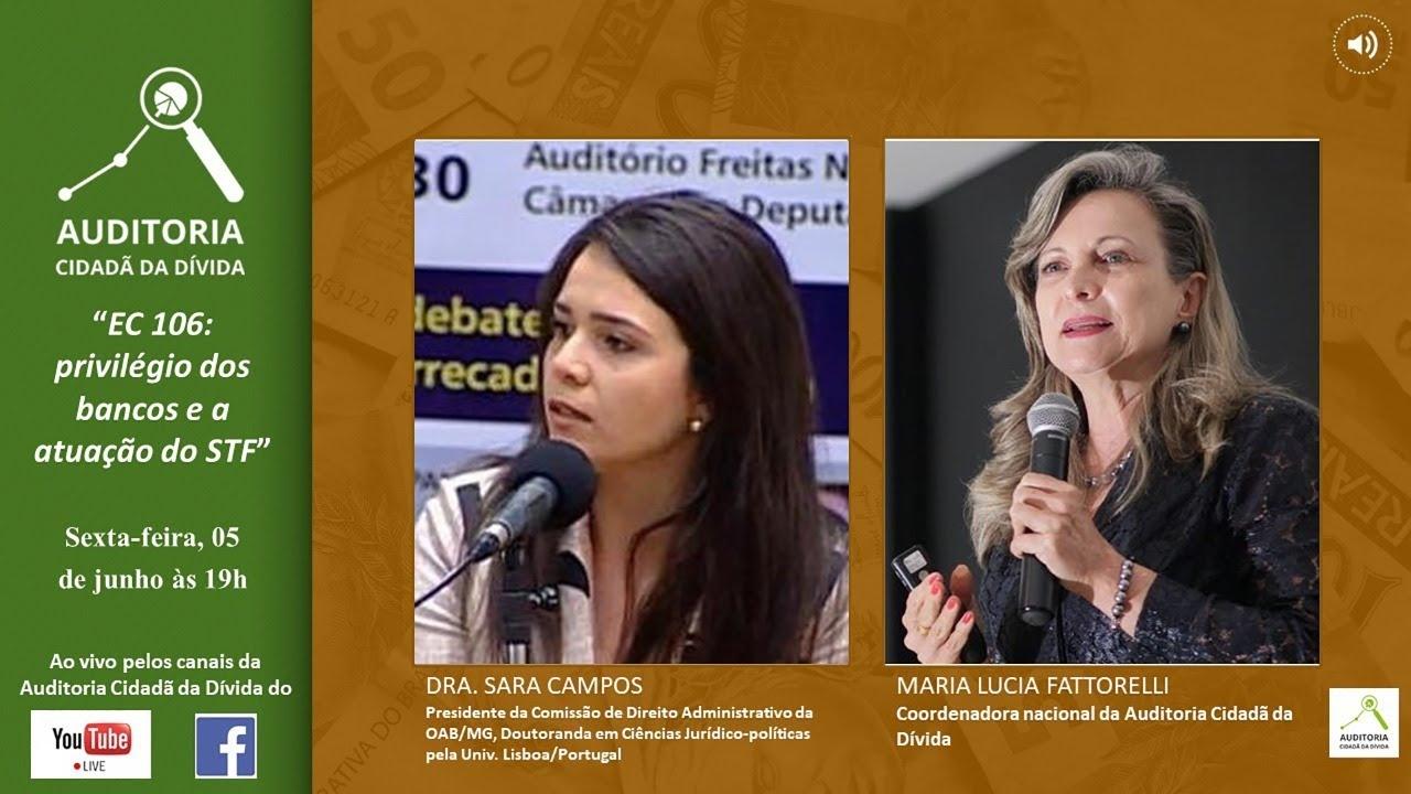 """""""EC 106: privilégio dos bancos e a atuação do STF"""""""