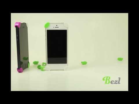 Bezl the minimal iPhone 5s protector by bezldesign
