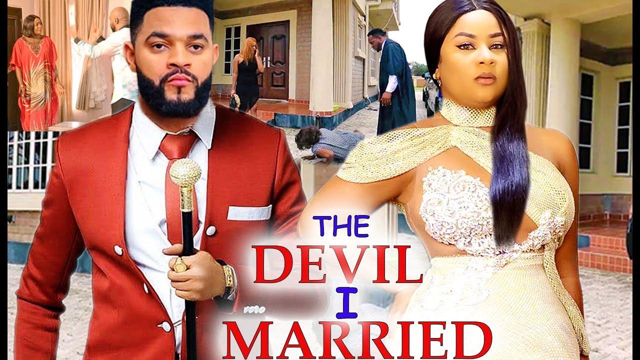 Download THE DEVIL I MARRIED COMPLETE SEASON - UJU OKOLI & FLASHBOY 2021 LATEST NIGERIAN MOVIE.
