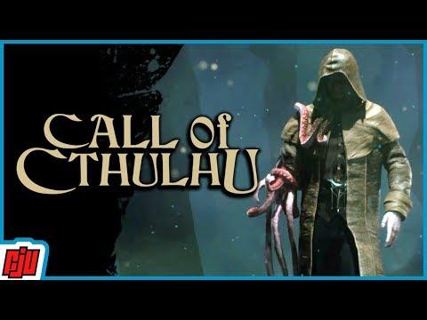 Call of Cthulhu Part 5   Horror Game   PC Gameplay Walkthrough   2018