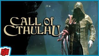 Call of Cthulhu Part 5 | Horror Game | PC Gameplay Walkthrough | 2018