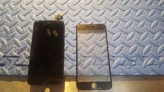 iPhone Screen Repair vs Glass Only Replacement