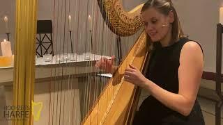 Hallelujah (Cohen) - Harfe und Gesang | Hochzeitsharfe Münster