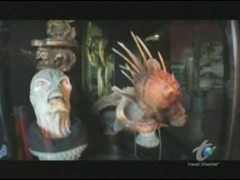 Netherworld on the Travel Channel