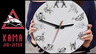 Scheduling for Jiu-Jitsu: Having Enough Time to Train, Work, and Sleep!- Kama Vlog
