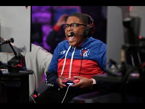 NBA 2K League: ZDS's (76ers GC) Best Moments From Season 2