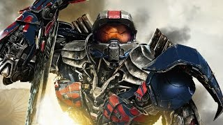 Halo   Transformers: Age of Extinction * Fan Trailer Mashup * HD (720p)