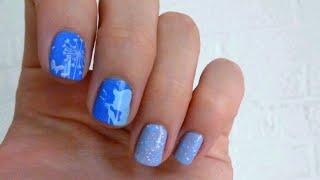 Летний дизайн ногтей!