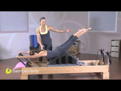 Pilates Instructors - E41 - Innovative Reformer Routine