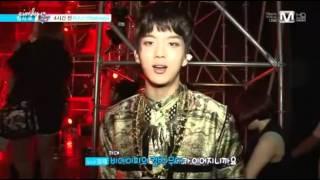 130815 B.A.P ZE:A comeback BTS