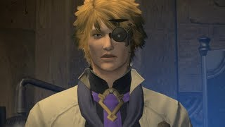 Final Fantasy 14 FFXIV A Realm Reborn Alchemist Level 50 Quest (Full) Momentary Miracle