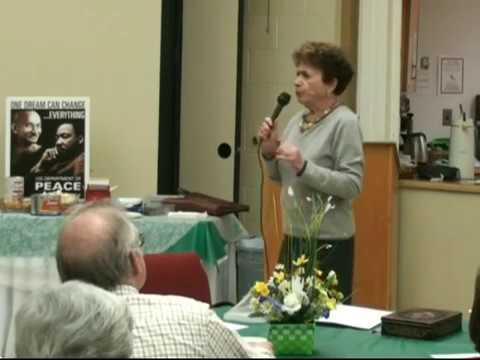 Holocaust Survivor Irene Miller Shares Inspirational Story Of Survival POWERFUL!!!
