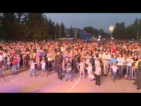 """""""Настоящий праздник """"Biysk Global Party"""" (Будни, 12.09.16г., Бийское телевидение)"""