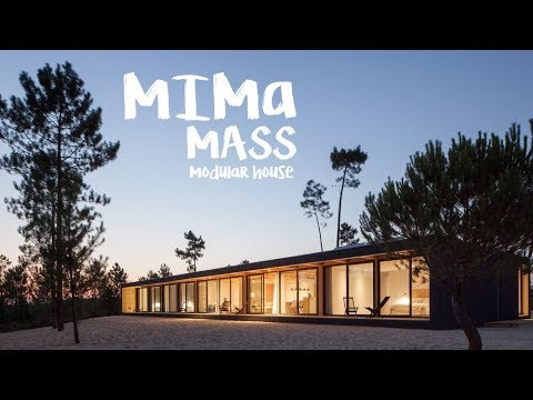 Mima MASS - Minimal Modular and Pre Fab House