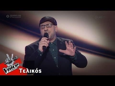 Δημήτρης Καραγιάννης - Unchained Melody | Τελικός | The Voice of Greece