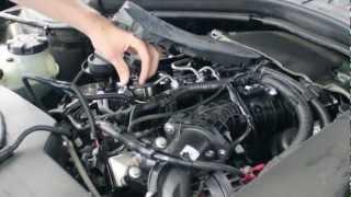 Chiptuning Einbau BMW 318D F30 2012