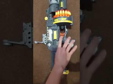 40Pcs Bullets Blaster Gun