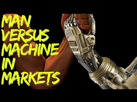 Man versus Machine: Will Algorithmic Trading Robots Take Over Humans?