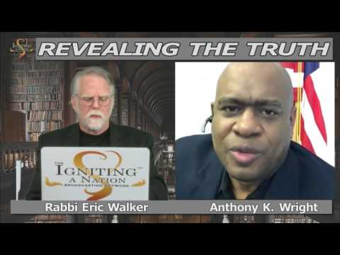 Rabbi Walker and Anthony Wright discuss his book Live Free In Christ 02 21 2017