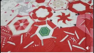 Christmas Quilt Patterns, Holiday Quilts, & Machine Maintenance