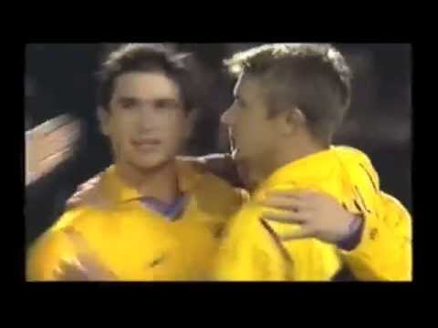 Harry Kewell- Leeds United Goals and Highlights