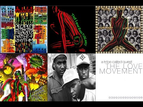 A Tribe Called Quest Mix  | Greatest Hits..