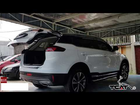 Proton X70 Electric Power Tailgate with Kick Sensor