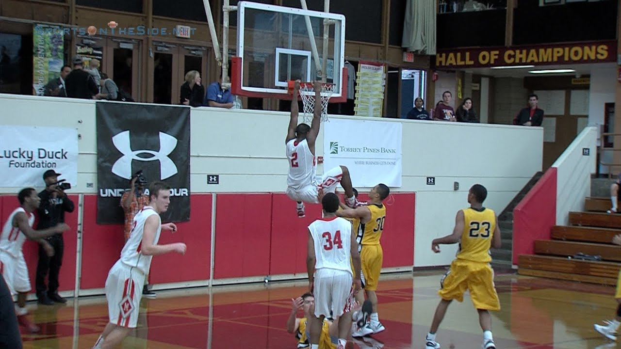 Torrey pines bank oakland ca - Chino Ebube 13 Mundelein Senior 2012 Under Armour Holiday Classic Youtube