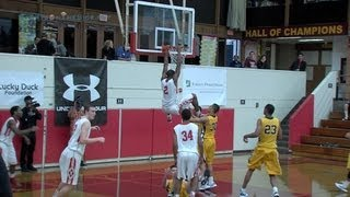 Chino Ebube '13, Mundelein Senior, 2012 Under Armour Holiday Classic