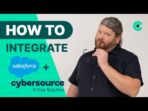 How To Integrate Cybersource To Salesforce In MINUTES!