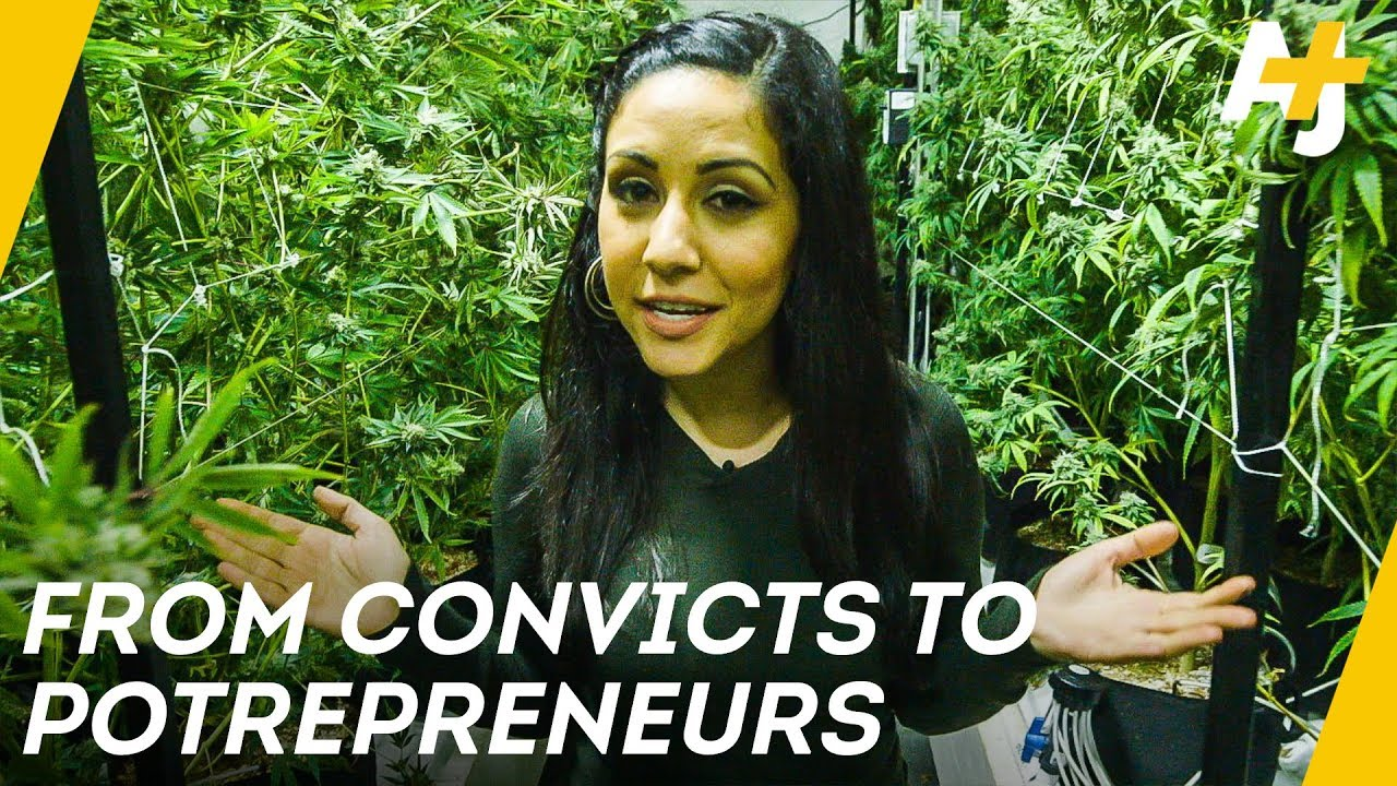 How Oakland's Cannabis Law Is Serving Justice | Direct From With Dena Takruri  - AJ+