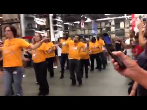 ikea long island flash mob hicksville ny youtube. Black Bedroom Furniture Sets. Home Design Ideas