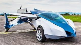 TOP 5 Flying Cars YOU SHOULD SEE