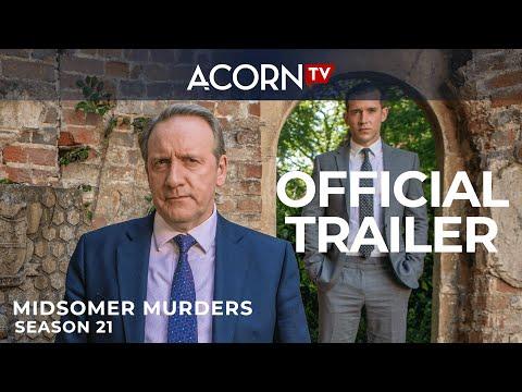 Acorn TV   Midsomer Murders Season 21   Official Trailer