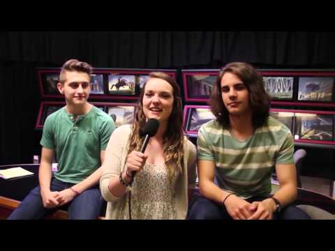 Ravenwood High School Newscast 4- 8-16