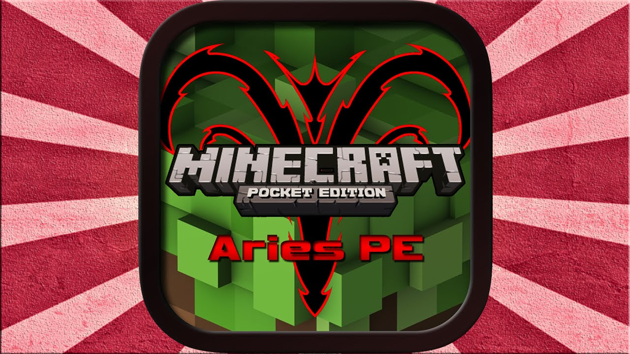 Minecraft - Aries PE Hacked Client - WiZARD HAX - YouTube