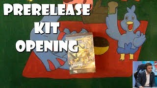 Opening a Pokémon Ultra Prism Prerelease Kit!