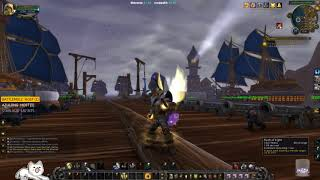 World of Warcraft [PC] Boosted 100 Human Paladin. Legion intros. ( ¬‿¬)