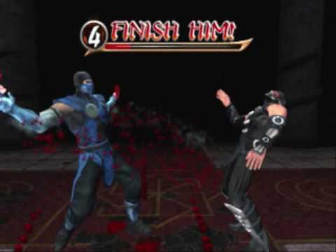 Mortal Kombat Armageddon Ps2 Fatalities MK:Armageddon PS2 Ulti...