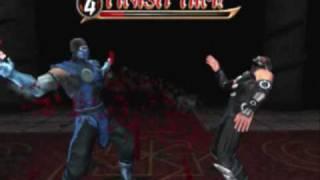 MK:Armageddon PS2 Ultimate Fatality Tutorial!